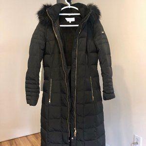 Calvin Klein Long Winter Puffer Jacket